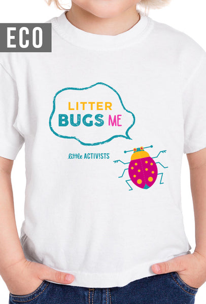 Litter Bugs Me - Toddler
