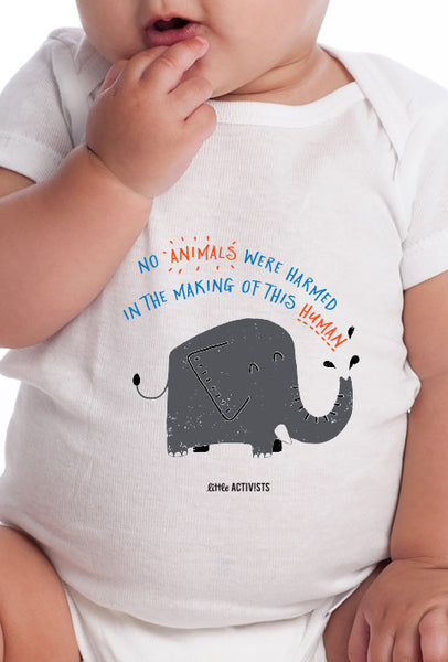 No Animals Were Harmed - Infant Onesie