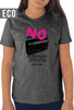 No Stereotypes - Youth Organic T-Shirt (available in White and Charcoal)