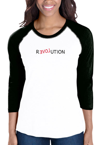 Revolution - Women's Baseball T-Shirt