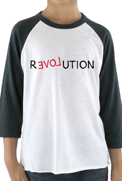 Revolution - Youth Baseball T-Shirt