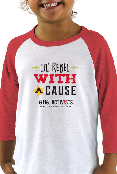 Lil' Rebel with a Cause - Toddler