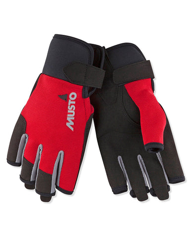 Essential Sailing Short Finger Gloves