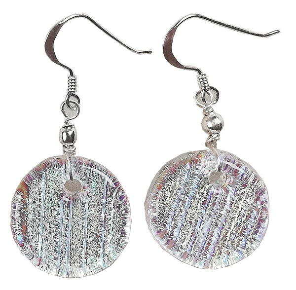 Dichroic Earing Clear Lines