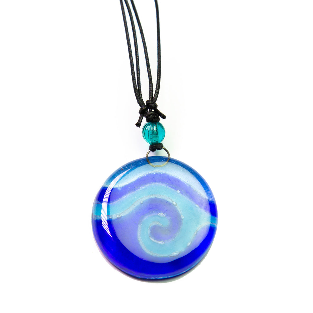 Pacific's Wave Necklace