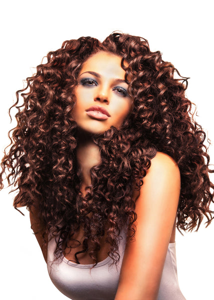 Virgin Curly Cambodian Hair