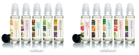 Essential Oil Roller Bottles - Adult Blends: Mood 15ml - Molly Pop Boutique