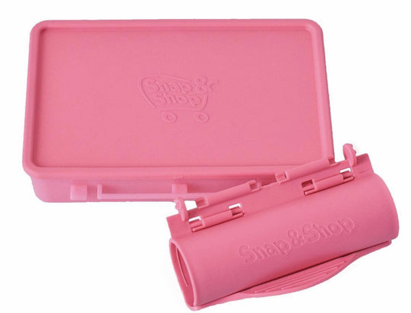 Snap and Shop Tray- Pink - Molly Pop Boutique