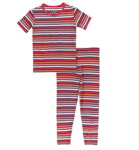 Kickee Pants Pajama Set - Molly Pop Boutique