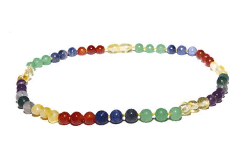 Baltic Amber - Rainbow - Molly Pop Boutique