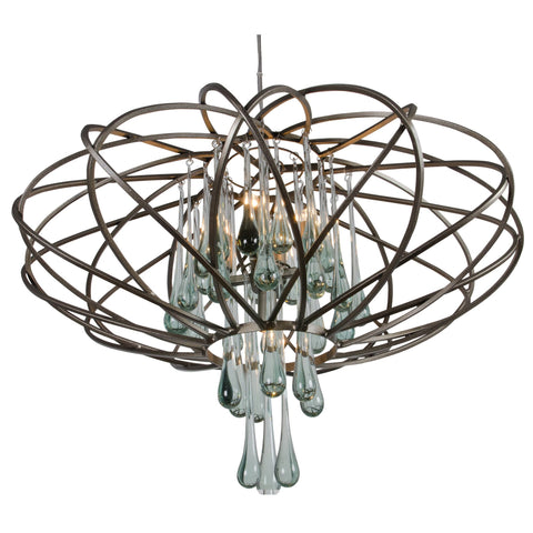 Area 51 Chandelier by Varaluz