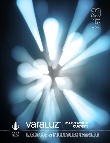 Varaluz 2015 Lighting and Furniture Catalog