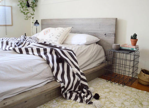 Eclectic Leigh's Boho Bedroom