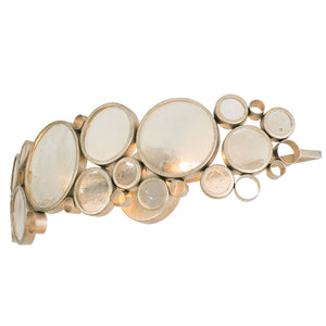 Fascination 165B02ZG 2-Lt Bath/Vanity Fixture - Zen Gold