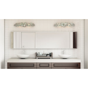 Fascination 165B03 3-Lt Bath/Vanity Fixture - Nevada