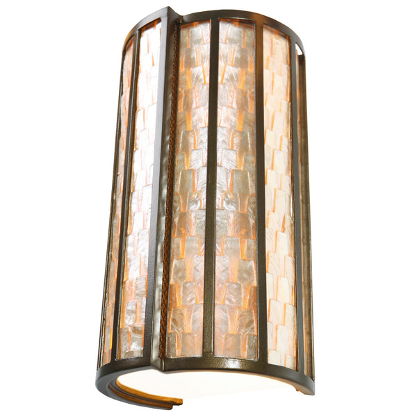 What is sconce lighting Bronze Affinity 175w02 2lt Wall Sconce Varaluz Sconces Varaluz