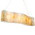 Big 178N06A 6-Lt Linear Pendant - Kabebe Shell