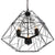 The Wright Stuff 237P03BL 3-Lt Pendant