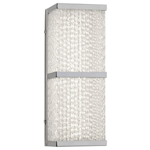 Twisted Sistah 290B01CH 1-Lt LED Wall Sconce