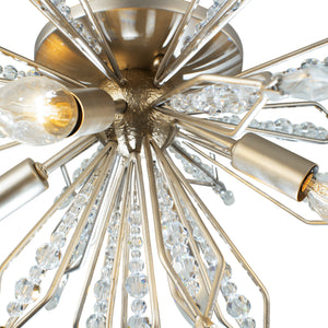 Orbital 4-lt Wall/Ceiling Light - Gold Dust 311S04GD