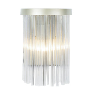 Amelia 1-lt Sconce - Silverado 322W01SO