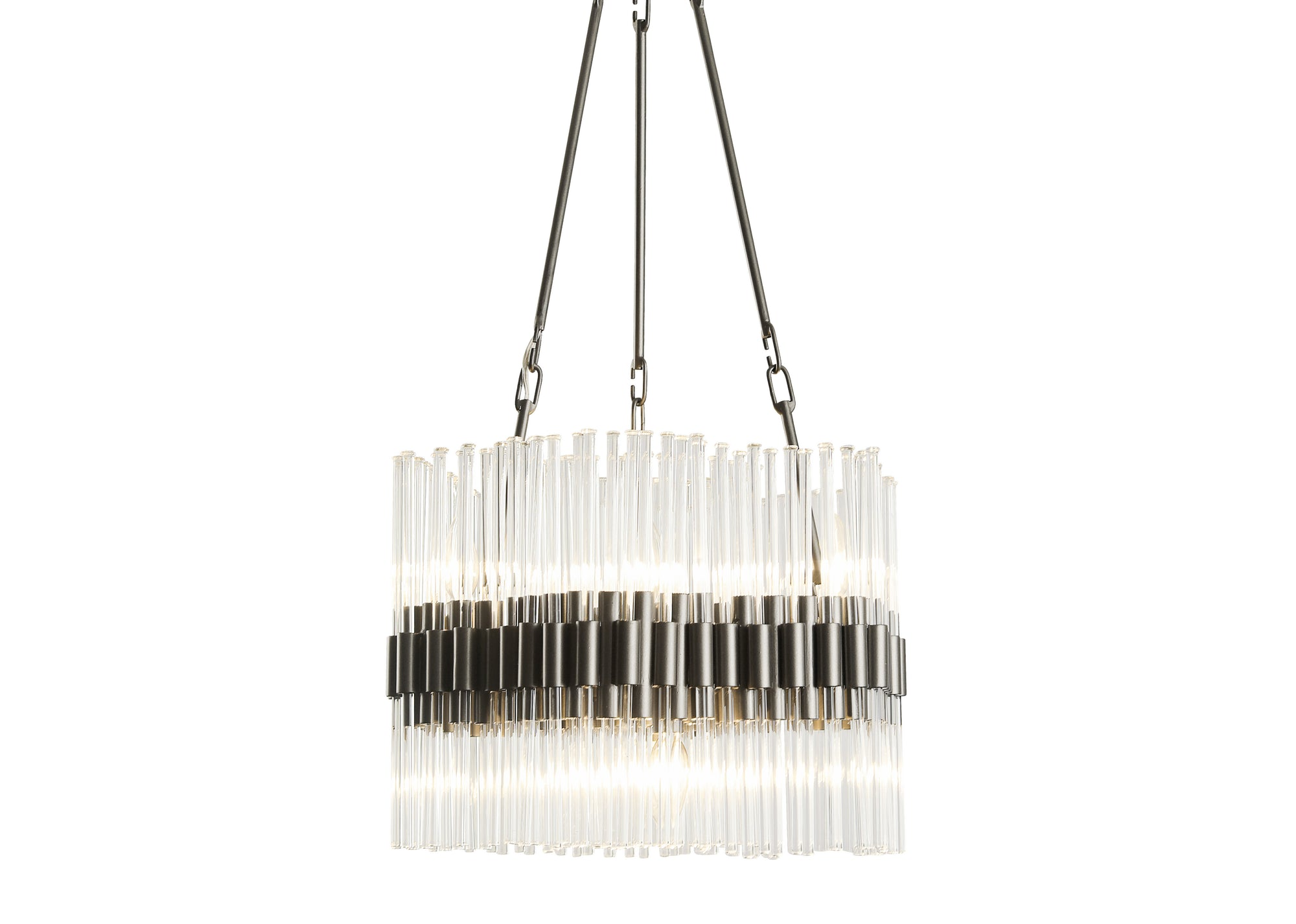 Astrid 6-Lt Chandelier - New Bronze 326C06NB
