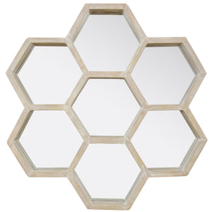 Honeycomb 406A02 Accent Mirror