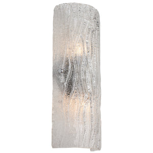 Brilliance AC1102 2-Lt Wall Sconce - Chrome