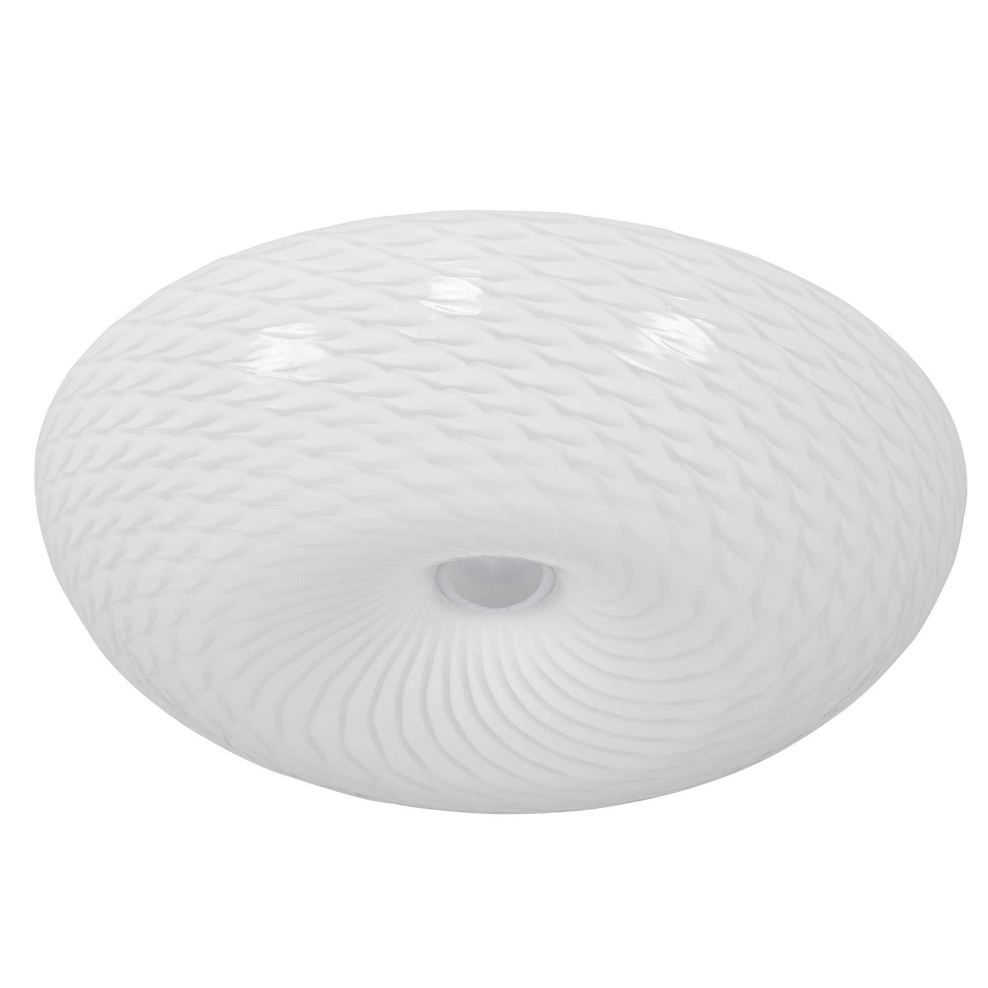 Swirled AC1583 Medium Flush Ceiling Light