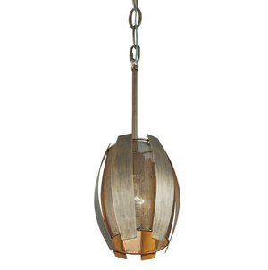Sawyers Bar 1-Lt Mini Pendant 287M01HG