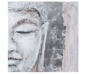 Buddha 2-Panel Painted Wall Art 425A10