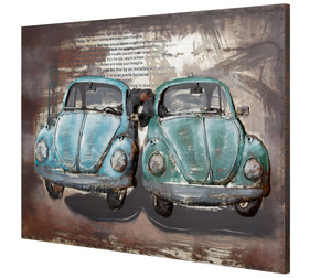 Lovebugs Wall Art 425A40