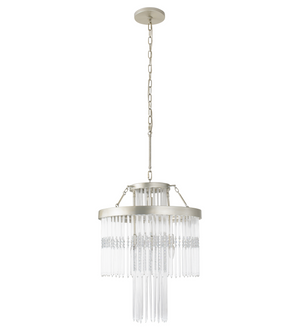 Amelia 6-lt Chandelier - Silverado 322C06SO