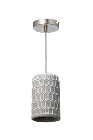 Concrete Jewel Mini Pendant 211M01C