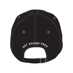 ROAM SET SOUND FREE Ball Cap - Womens
