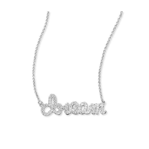 "16"" CZ ""dream"" Necklace"
