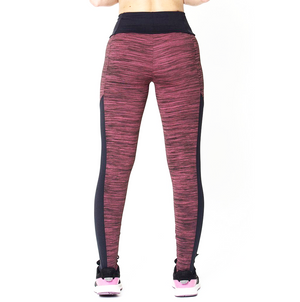 Red Keep Balance Legging