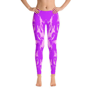 Pink Sport Leggings