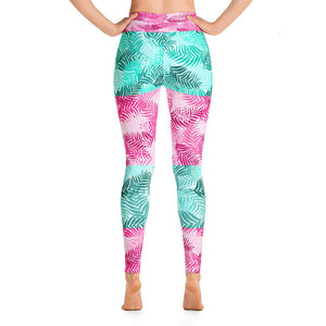My Leaves Yoga Leggings