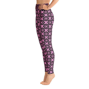 Sweet Candy Yoga Leggings