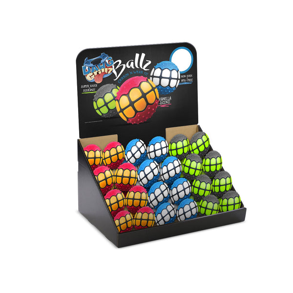 Counter Display with 60 Ballz 2.0 (Wholesale)
