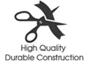 High Quality Durable Construction