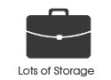 Lots of Storage