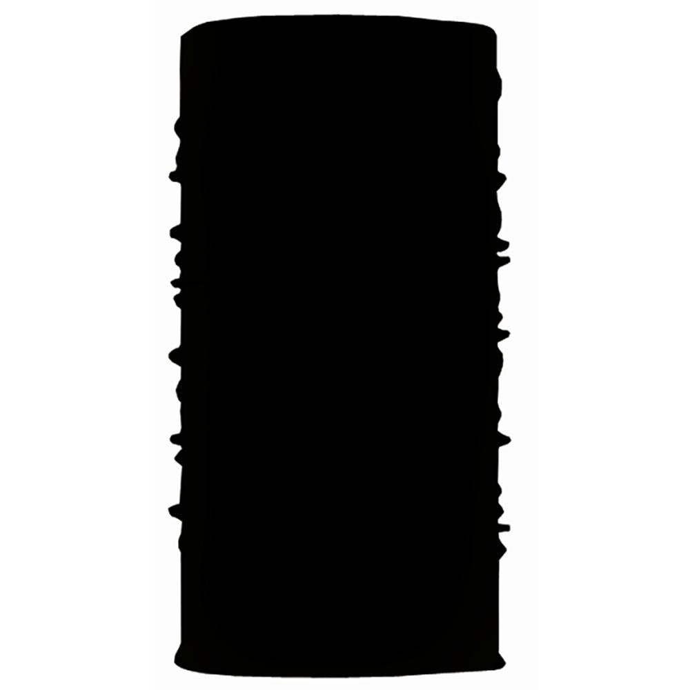 Tube Bandana - Black Plain