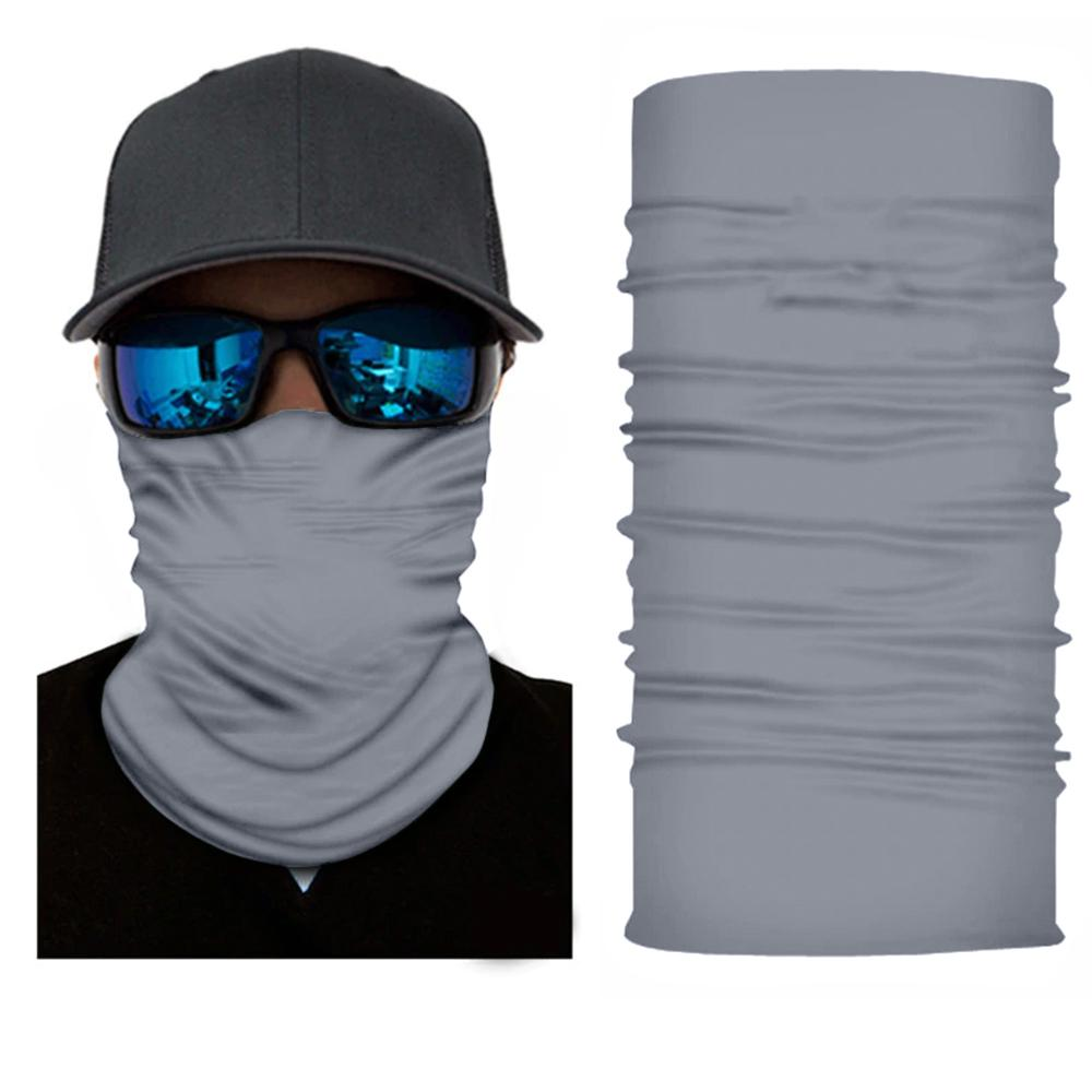 Tube Bandana - Grey Plain