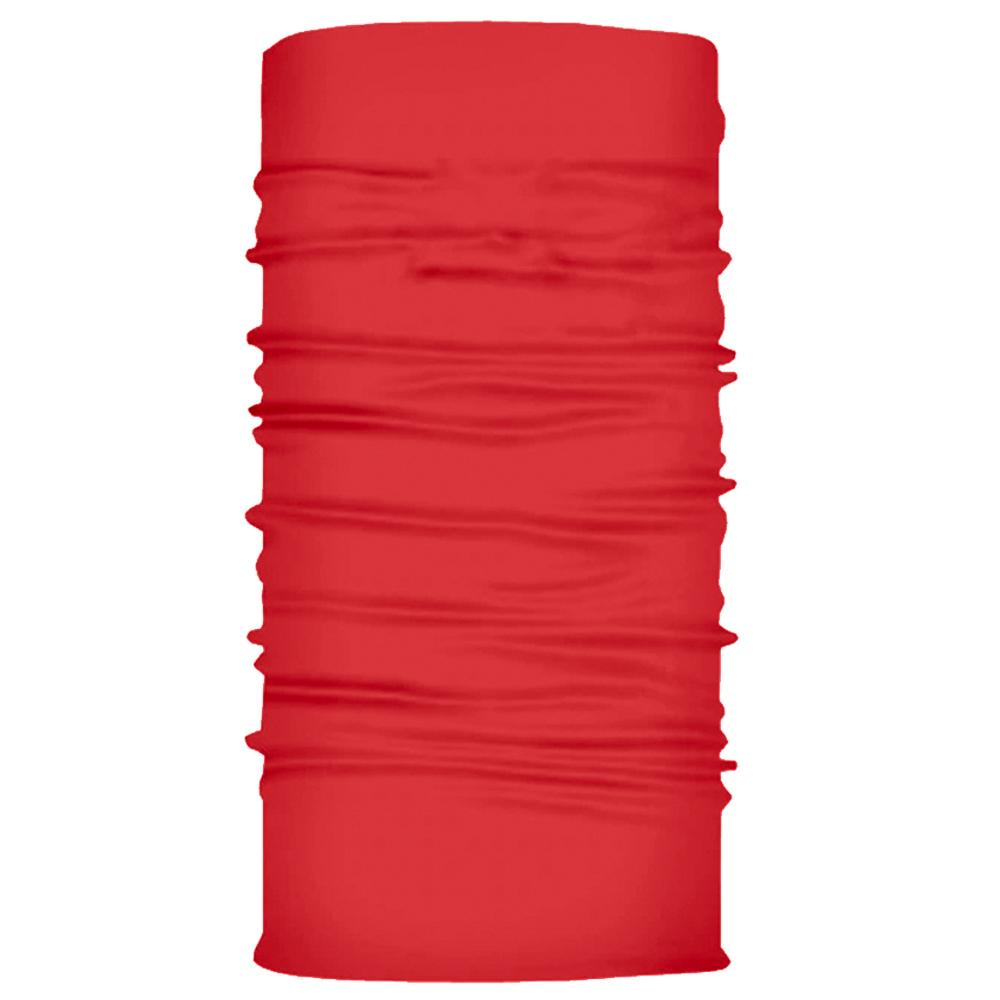 Tube Bandana - Red Plain
