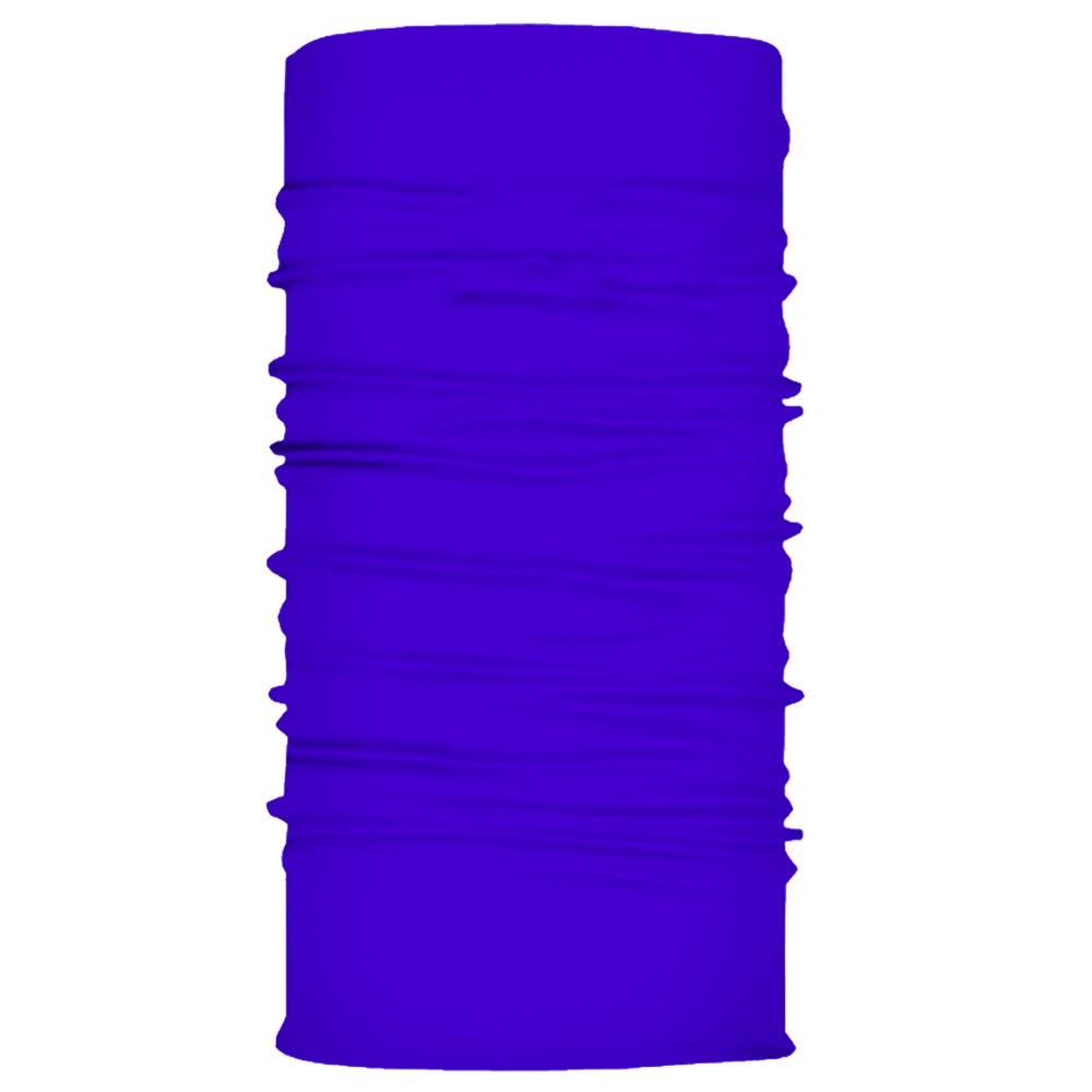 Tube Bandana - Royal Blue Plain
