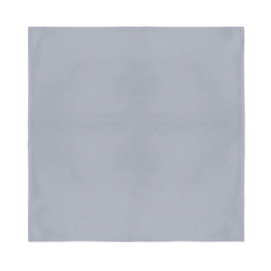 Square Bandana - Grey Plain