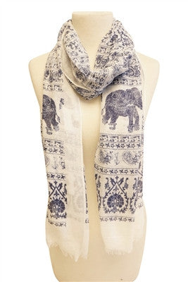 World Animal Protection - Limited Edition Elephant Scarf