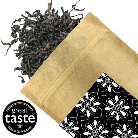 Da Hong Pao Organic | Wuji Yancha - Award Winning Loose Leaf Tea - Tea Shirt Tailored Refreshments